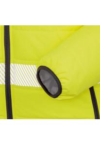 Happy Tex - Giacca di sicurezza in tessuto riciclato con imbottitura ripstop